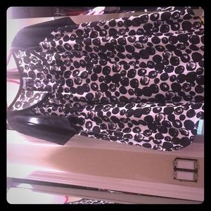 Worthington 2x blouse